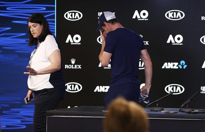 Tay vợt vĩ đại nhất Vương quốc Anh rơi nước mắt khi thông báo quyết định từ giã sự nghiệp - Ảnh 5.