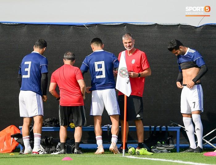 Tuyển Iran áp dụng công nghệ hiện đại để tập luyện trước khi đối đầu Việt Nam tại Asian Cup 2019 - Ảnh 2.