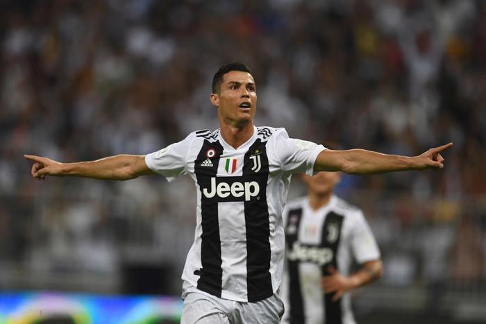 Ronaldo ghi bàn quyết định, cùng Juventus giành danh hiệu đầu tiên trong năm 2019 - Ảnh 1.