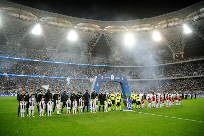 Ronaldo ghi bàn quyết định, cùng Juventus giành danh hiệu đầu tiên trong năm 2019 - Ảnh 2.