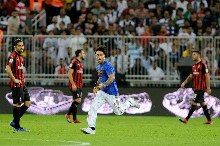 Ronaldo ghi bàn quyết định, cùng Juventus giành danh hiệu đầu tiên trong năm 2019 - Ảnh 4.