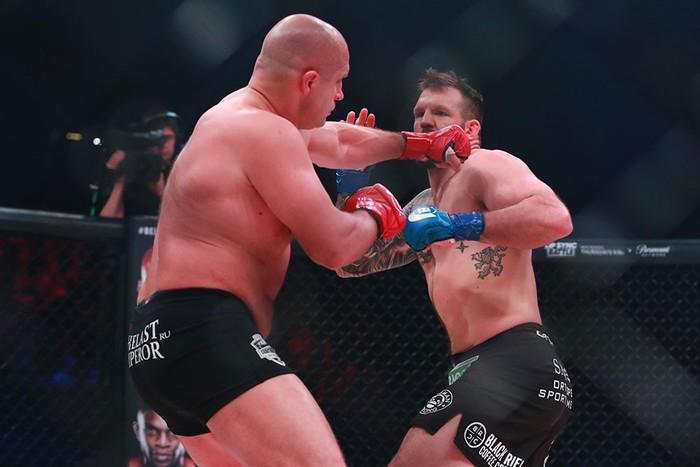 Hạ gọn huyền thoại võ thuật nước Nga, Ryan Bader lập thành tích chưa từng có tại giải MMA lớn thứ hai thế giới - Ảnh 4.