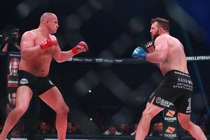 Hạ gọn huyền thoại võ thuật nước Nga, Ryan Bader lập thành tích chưa từng có tại giải MMA lớn thứ hai thế giới - Ảnh 2.