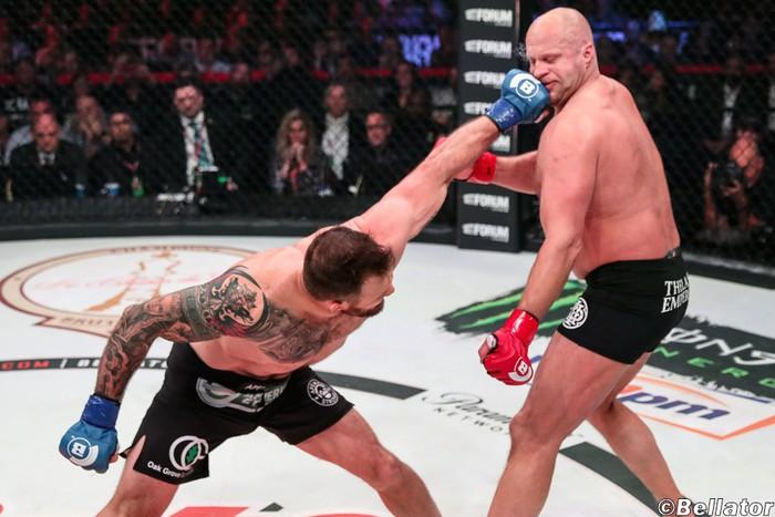 Hạ gọn huyền thoại võ thuật nước Nga, Ryan Bader lập thành tích chưa từng có tại giải MMA lớn thứ hai thế giới - Ảnh 5.