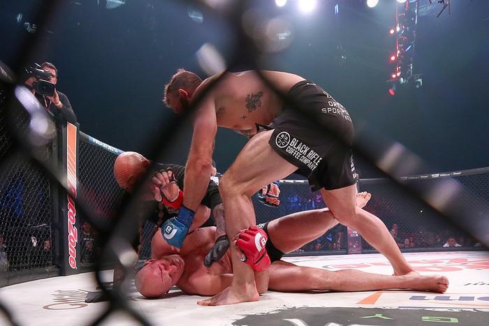 Hạ gọn huyền thoại võ thuật nước Nga, Ryan Bader lập thành tích chưa từng có tại giải MMA lớn thứ hai thế giới - Ảnh 6.