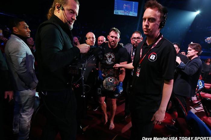 Hạ gọn huyền thoại võ thuật nước Nga, Ryan Bader lập thành tích chưa từng có tại giải MMA lớn thứ hai thế giới - Ảnh 10.