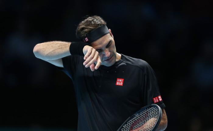 """Federer thua """"không thể bào chữa"""" trước hot boy Tsitsipas ở bán kết ATP Finals nhưng vẫn mát lòng mát dạ bởi phát biểu này của đàn em - Ảnh 4."""