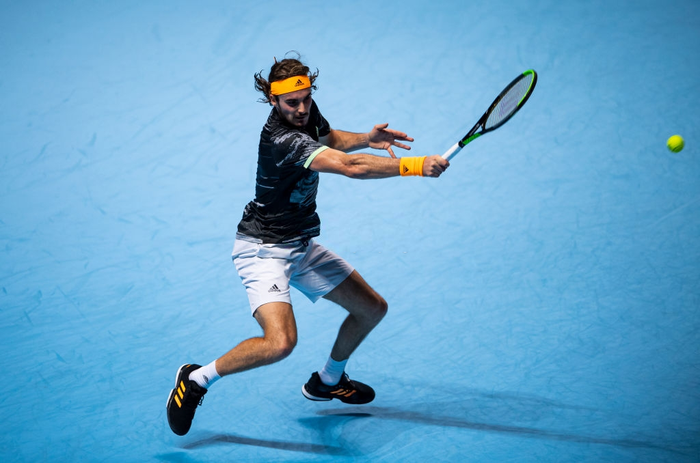 """Federer thua """"không thể bào chữa"""" trước hot boy Tsitsipas ở bán kết ATP Finals nhưng vẫn mát lòng mát dạ bởi phát biểu này của đàn em - Ảnh 5."""