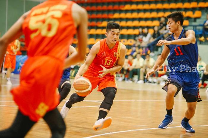 Sao bóng rổ Việt Nam tại SEA Games 30: Lê Hiếu Thành và những điều chưa biết - Ảnh 3.