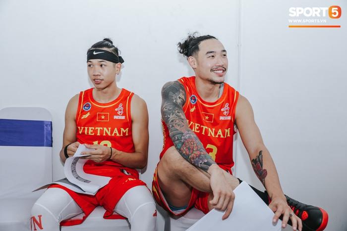 Sao bóng rổ Việt Nam tại SEA Games 30: Đinh Thanh Sang và những điều chưa biết - Ảnh 2.