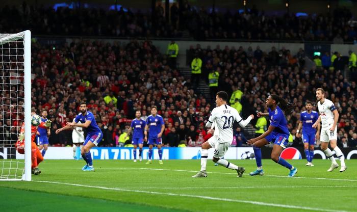 Tottenham 4-2 Olympiacos: Lội ngược dòng ngoạn mục, Mourinho có chiến thắng tưng bừng trong ngày trở lại đấu trường UEFA Champions League - Ảnh 4.