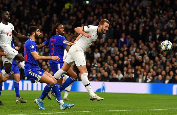 Tottenham 4-2 Olympiacos: Lội ngược dòng ngoạn mục, Mourinho có chiến thắng tưng bừng trong ngày trở lại đấu trường UEFA Champions League - Ảnh 2.