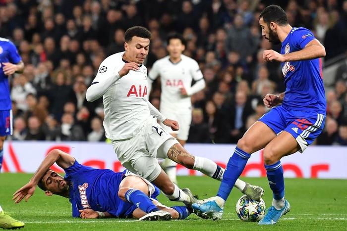 Tottenham 4-2 Olympiacos: Lội ngược dòng ngoạn mục, Mourinho có chiến thắng tưng bừng trong ngày trở lại đấu trường UEFA Champions League - Ảnh 6.