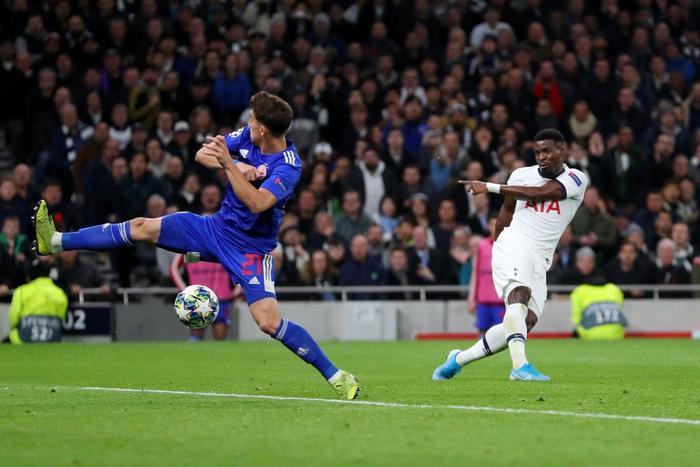 Tottenham 4-2 Olympiacos: Lội ngược dòng ngoạn mục, Mourinho có chiến thắng tưng bừng trong ngày trở lại đấu trường UEFA Champions League - Ảnh 7.