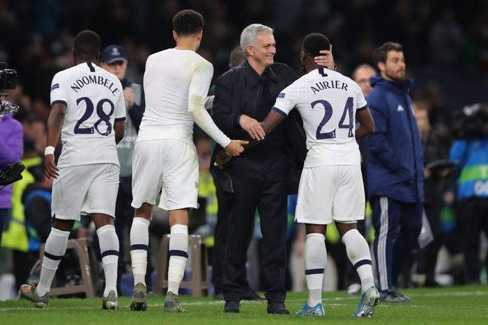 Tottenham 4-2 Olympiacos: Lội ngược dòng ngoạn mục, Mourinho có chiến thắng tưng bừng trong ngày trở lại đấu trường UEFA Champions League - Ảnh 9.