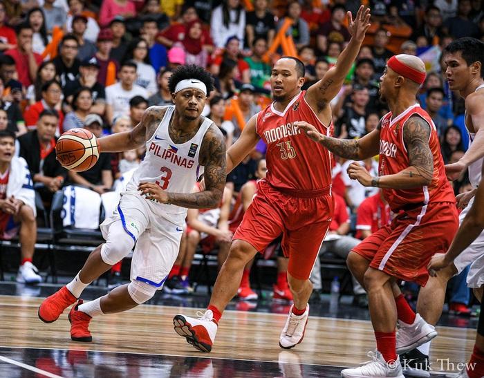 Đội tuyển bóng rổ Indonesia công bố danh sách chính thức tham dự SEA Games 30: Ngoại binh 'hàng khủng' bất ngờ vắng mặt - Ảnh 2.