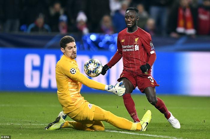 Liverpool giành quyền vào vòng 16 đội Cúp C1 sau thắng lợi thuyết phục trên đất Áo - Ảnh 3.