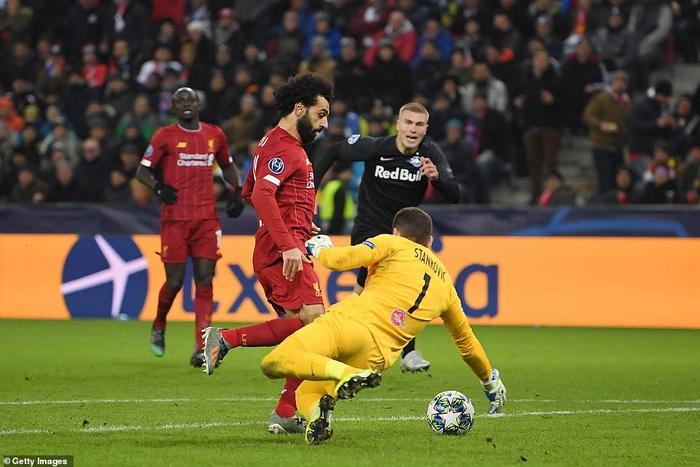 Liverpool giành quyền vào vòng 16 đội Cúp C1 sau thắng lợi thuyết phục trên đất Áo - Ảnh 4.
