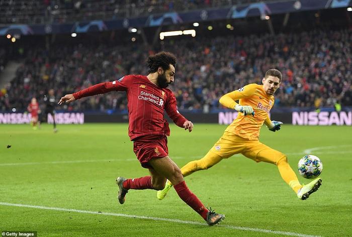 Liverpool giành quyền vào vòng 16 đội Cúp C1 sau thắng lợi thuyết phục trên đất Áo - Ảnh 6.