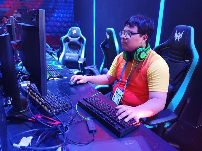 """Meomaika """"nổ phát súng"""" đầu tiên cho Esports Việt Nam tại SEA Games 30 trong ngày ra quân - Ảnh 1."""