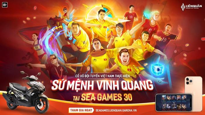 Lịch thi đấu Liên Quân Mobile tại SEA Games: Thời khắc lịch sử đã điểm! - Ảnh 1.