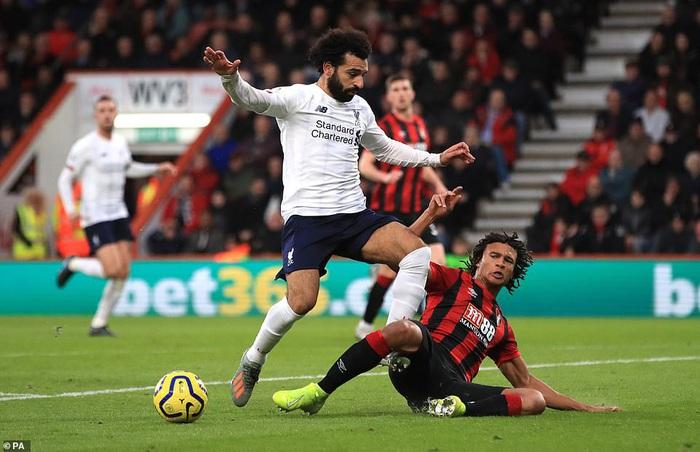 Thắng áp đảo dù thi đấu trên sân khách, Liverpool tiếp tục tiến những bước vững chắc trong cuộc đua vô địch năm nay - Ảnh 1.