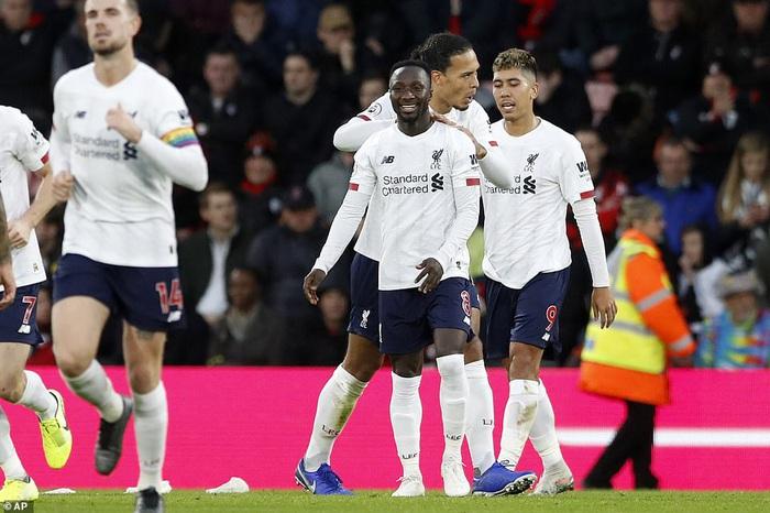 Thắng áp đảo dù thi đấu trên sân khách, Liverpool tiếp tục tiến những bước vững chắc trong cuộc đua vô địch năm nay - Ảnh 3.