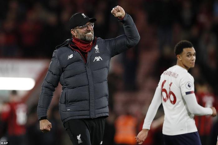 Thắng áp đảo dù thi đấu trên sân khách, Liverpool tiếp tục tiến những bước vững chắc trong cuộc đua vô địch năm nay - Ảnh 7.