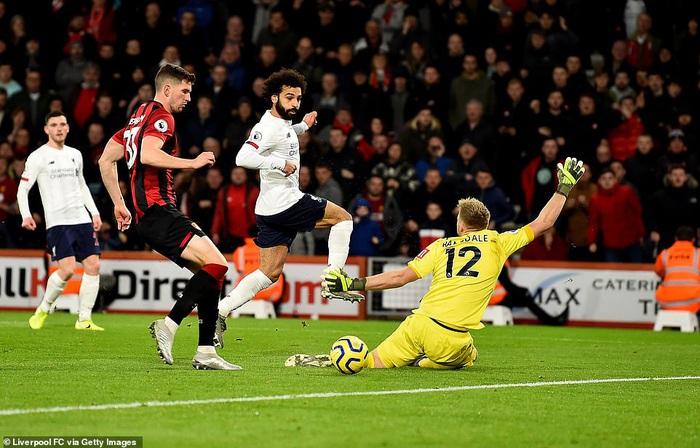Thắng áp đảo dù thi đấu trên sân khách, Liverpool tiếp tục tiến những bước vững chắc trong cuộc đua vô địch năm nay - Ảnh 4.