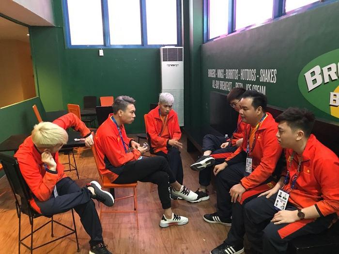 Không thể tạo nên bất ngờ trước Thái Lan, tuyển Liên Quân Mobile Việt Nam ngậm ngùi nhận huy chương Đồng SEA Games 30 - Ảnh 3.