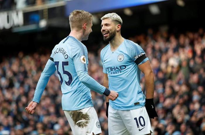 Hủy diệt Chelsea 6 bàn không gỡ, Man City đòi lại ngôi đầu bảng từ tay Liverpool - Ảnh 2.