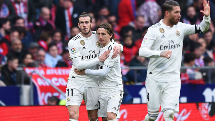 Hoàng tử Morata bị từ chối bàn thắng, Atletico Madrid thua thảm 1-3 trước Real Madrid - Ảnh 1.