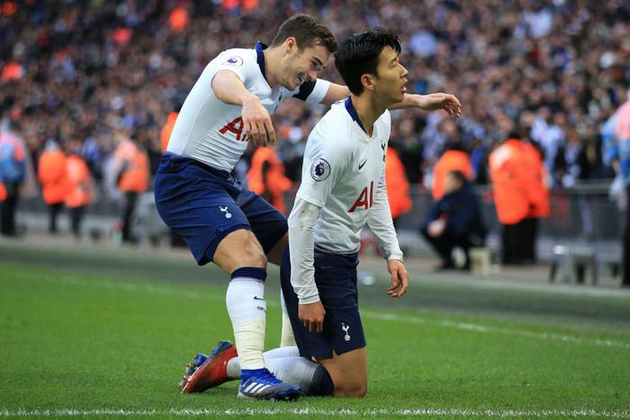 Son Heung-min tỏa sáng, Tottenham trừng phạt sai lầm thay người đá phạt đền của cựu vương NH Anh - Ảnh 5.