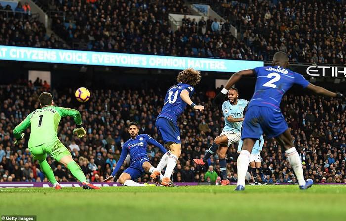 Bạn thân của Messi lại ghi 3 bàn, Man City hủy diệt Chelsea 6 bàn không gỡ, đòi lại ngôi đầu bảng từ tay Liverpool - Ảnh 11.