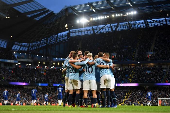 Bạn thân của Messi lại ghi 3 bàn, Man City hủy diệt Chelsea 6 bàn không gỡ, đòi lại ngôi đầu bảng từ tay Liverpool - Ảnh 12.