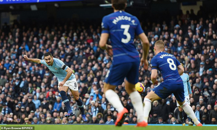 Bạn thân của Messi lại ghi 3 bàn, Man City hủy diệt Chelsea 6 bàn không gỡ, đòi lại ngôi đầu bảng từ tay Liverpool - Ảnh 7.