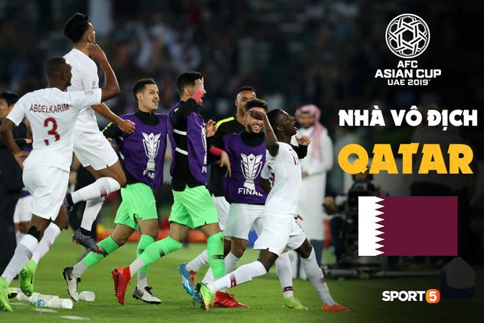 Nhật Bản 1-3 Qatar: Đánh bại Nhật Bản, đội tuyển Qatar lần đầu lên ngôi tại Asian Cup - Ảnh 3.