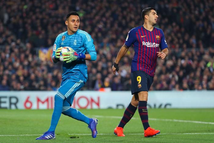 Cầm chân Barcelona tại Camp Nou, Real Madrid giành lợi thế ở bán kết Cúp Nhà vua Tây Ban Nha - Ảnh 6.