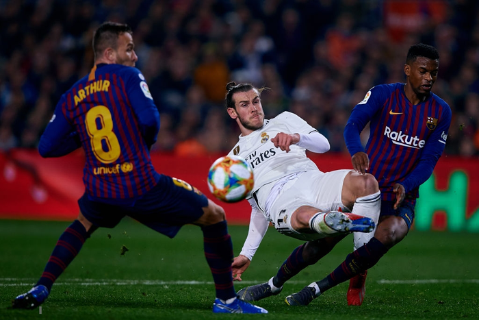 Cầm chân Barcelona tại Camp Nou, Real Madrid giành lợi thế ở bán kết Cúp Nhà vua Tây Ban Nha - Ảnh 9.