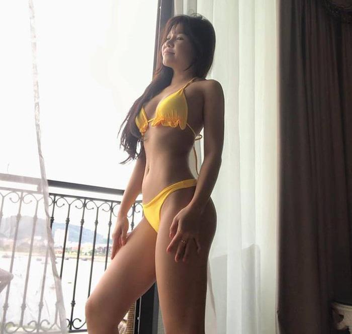 Không chỉ Văn Lâm, bạn gái tin đồn của thủ thành số 1 Việt Nam cũng hot rần rần tại Thái Lan - Ảnh 5.