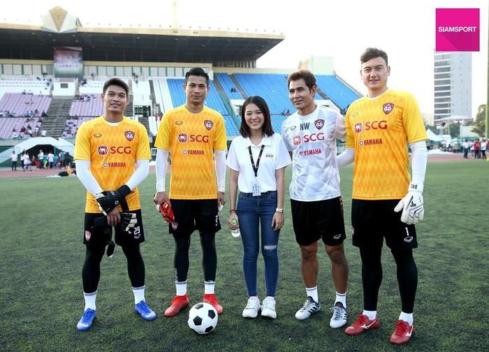 Văn Lâm có trận đấu ra mắt đội bóng mới trên đất Campuchia vào tối 09/02? - Ảnh 2.