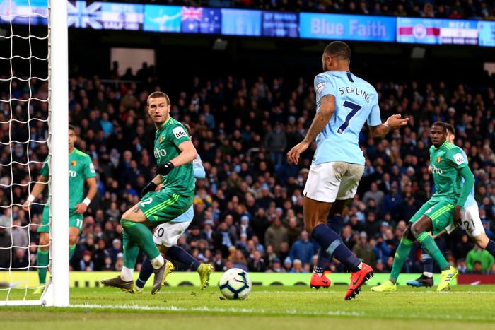 Ghi 3 bàn thắng thần tốc đầu hiệp hai, Man City cho Liverpool hít khói trong cuộc đua vô địch Ngoại hạng Anh - Ảnh 5.