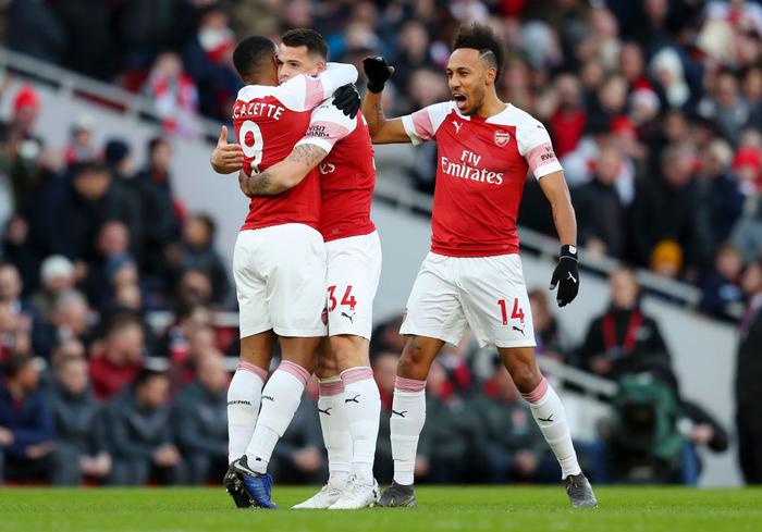 Cho Man United của Solskjaer lần đầu nhận thất bại tại Ngoại hạng Anh, Arsenal chính thức chen chân vào top 4 - Ảnh 2.