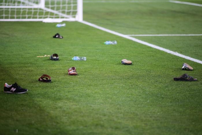 LĐBĐ UAE nhận mức phạt kỷ lục sau những hành động xấu xí trong trận bán kết Asian Cup 2019 - Ảnh 2.