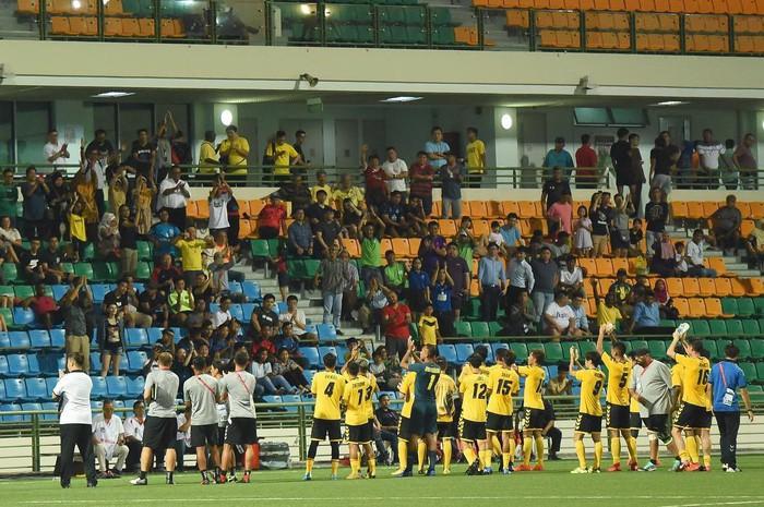 Tampines Rovers 1-1 CLB Hà Nội: Phút lơ đễnh của hàng thủ khiến Hà Nội đánh rơi chiến thắng đáng tiếc - Ảnh 4.