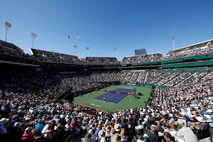 Federer dạo chơi vào tứ kết Indian Wells, còn cách đại chiến với Nadal 1 trận nữa - Ảnh 3.