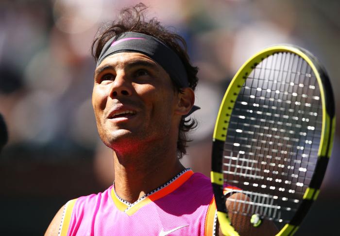 Federer dạo chơi vào tứ kết Indian Wells, còn cách đại chiến với Nadal 1 trận nữa - Ảnh 9.