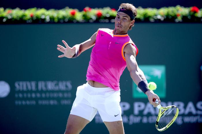Federer dạo chơi vào tứ kết Indian Wells, còn cách đại chiến với Nadal 1 trận nữa - Ảnh 10.