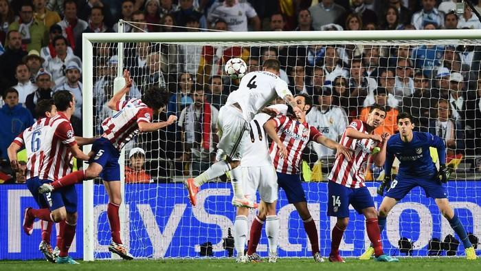 Ronaldo - thần chết gieo rắc nỗi kinh hoàng cho Atletico Madrid suốt 5 năm qua - Ảnh 1.