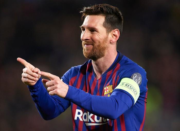 Một ngày sau khi Ronaldo lập cú hat-trick thần thánh, Messi tạo nên thành tích chưa từng có trong sự nghiệp - Ảnh 1.